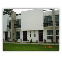 Foto de casa en venta en  , luis echeverría, yautepec, morelos, 1059171 No. 01