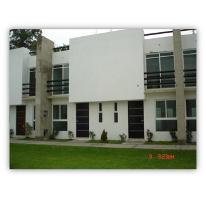Foto de casa en condominio en venta en, luis echeverría, yautepec, morelos, 1134011 no 01