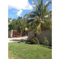 Foto de terreno habitacional en venta en  , mahahual, othón p. blanco, quintana roo, 2742135 No. 01
