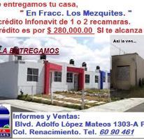 Foto de casa en venta en mandarino 106, fraccionamiento los mezquites, celaya, guanajuato, 3559347 No. 01