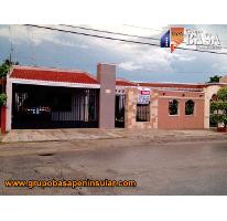 Foto de casa en venta en  , manuel avila camacho, mérida, yucatán, 2328850 No. 01