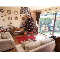 Foto de casa en venta en  , manzanastitla, cuajimalpa de morelos, distrito federal, 2823820 No. 01