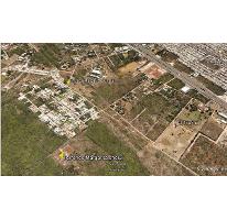 Foto de terreno habitacional en venta en margaritas cholul 0, cholul, mérida, yucatán, 2128967 No. 01