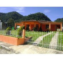 Foto de casa en venta en  , maría auxiliadora, san cristóbal de las casas, chiapas, 1603792 No. 01