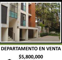 Foto de departamento en venta en, memetla, cuajimalpa de morelos, df, 2394164 no 01
