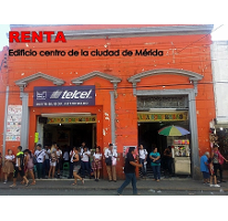 Foto de edificio en renta en, merida centro, mérida, yucatán, 2401186 no 01
