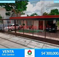 Foto de casa en venta en  , merida centro, mérida, yucatán, 4367851 No. 01