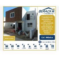 Foto de casa en venta en  , méxico, tampico, tamaulipas, 2231552 No. 01