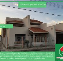 Foto de casa en venta en, miguel alemán, mérida, yucatán, 2051888 no 01