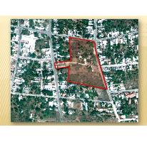 Foto de terreno habitacional en venta en  , miguel hidalgo, umán, yucatán, 1661908 No. 01