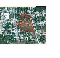 Foto de terreno habitacional en venta en  , miguel hidalgo, umán, yucatán, 2992787 No. 01
