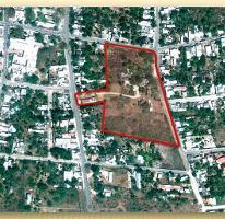 Foto de terreno habitacional en venta en  , miguel hidalgo, umán, yucatán, 3160977 No. 01