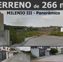Foto de terreno habitacional en venta en, milenio iii fase a, querétaro, querétaro, 1618428 no 01