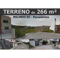 Foto de terreno habitacional en venta en  , milenio iii fase a, querétaro, querétaro, 2831955 No. 01
