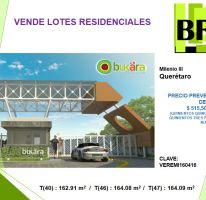Foto de terreno habitacional en venta en, milenio iii fase b sección 11, querétaro, querétaro, 1793822 no 01