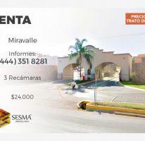 Foto de casa en renta en, miravalle, san luis potosí, san luis potosí, 2191201 no 01