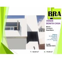 Foto de casa en venta en  , misión cimatario, querétaro, querétaro, 2324858 No. 01