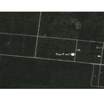 Foto de terreno habitacional en venta en  , misnebalam, progreso, yucatán, 1488401 No. 01