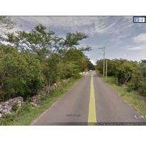 Foto de terreno habitacional en venta en  , misnebalam, progreso, yucatán, 2874440 No. 01