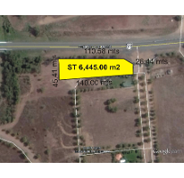 Foto de terreno habitacional en venta en  , mocorito centro, mocorito, sinaloa, 1144761 No. 01