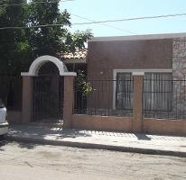 Foto de casa en venta en  , modelo, hermosillo, sonora, 3716375 No. 01
