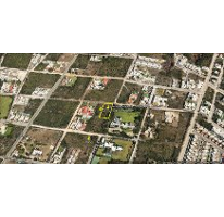 Foto de terreno habitacional en venta en  , montebello, mérida, yucatán, 1392521 No. 02
