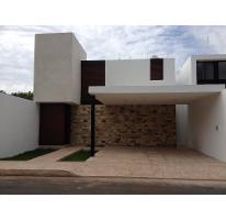 Foto de casa en venta en  , montebello, mérida, yucatán, 1482401 No. 01