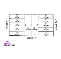 Foto de terreno habitacional en venta en  , montebello, mérida, yucatán, 1492699 No. 01