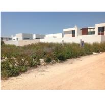Foto de terreno habitacional en venta en  , montebello, mérida, yucatán, 1526303 No. 01
