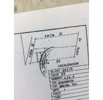 Foto de terreno habitacional en venta en  , montebello, mérida, yucatán, 1619518 No. 01