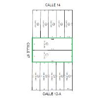 Foto de terreno habitacional en venta en, montebello, mérida, yucatán, 2050700 no 01