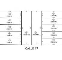 Foto de terreno habitacional en venta en, montebello, mérida, yucatán, 2061406 no 01