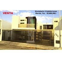 Foto de casa en venta en, montebello, mérida, yucatán, 2110616 no 01