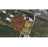 Foto de terreno habitacional en venta en  , montebello, mérida, yucatán, 2289554 No. 01
