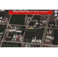 Foto de terreno habitacional en venta en  , montebello, mérida, yucatán, 2766783 No. 01