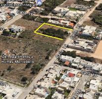 Foto de terreno habitacional en venta en  , montebello, mérida, yucatán, 3651079 No. 01