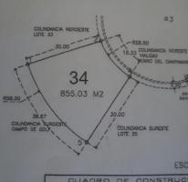 Foto de terreno habitacional en venta en, montebello, torreón, coahuila de zaragoza, 401242 no 01