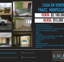 Foto de casa en venta en  , montecarlo, mérida, yucatán, 4230490 No. 01
