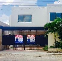 Foto de casa en renta en  , montecristo, mérida, yucatán, 3292124 No. 01