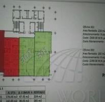Foto de oficina en renta en  , monterrey centro, monterrey, nuevo león, 4492144 No. 01