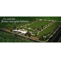 Foto de terreno habitacional en venta en  , montes de ame, mérida, yucatán, 2576107 No. 01