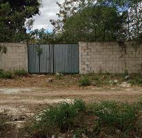 Foto de terreno habitacional en venta en  , montes de ame, mérida, yucatán, 2972787 No. 01