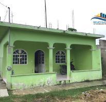 Foto de casa en venta en morelitos 2, cunduacan centro, cunduacán, tabasco, 4230258 No. 01