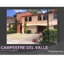 Foto de casa en renta en morelos 838, campestre del valle, metepec, méxico, 2672144 No. 01