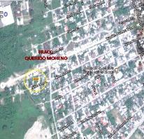 Foto de terreno habitacional en venta en  , morelos, comalcalco, tabasco, 3736181 No. 01