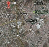 Foto de terreno habitacional en venta en  , morillotla, san andrés cholula, puebla, 3161311 No. 01