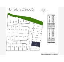 Foto de terreno habitacional en venta en  , morillotla, san andrés cholula, puebla, 902665 No. 01
