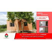 Foto de casa en venta en  , mulchechen, kanasín, yucatán, 2520427 No. 01