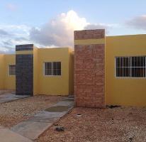Foto de casa en venta en  , mulchechen, kanasín, yucatán, 4252978 No. 01