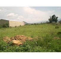 Foto de terreno habitacional en venta en  , san lucas amalinalco, chalco, méxico, 2495980 No. 01